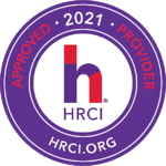 HRCI Approved Provider Seal 2021