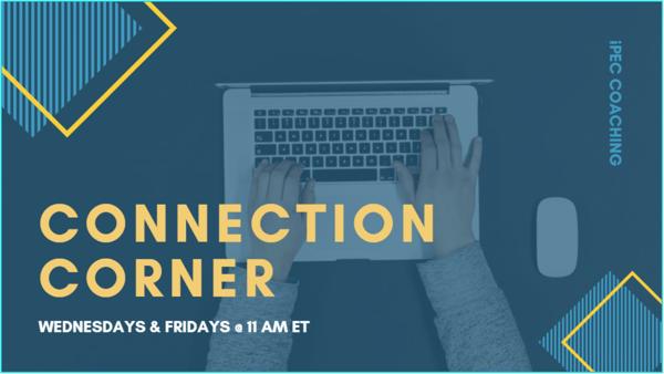Virtual Unity Connection Corner Invite