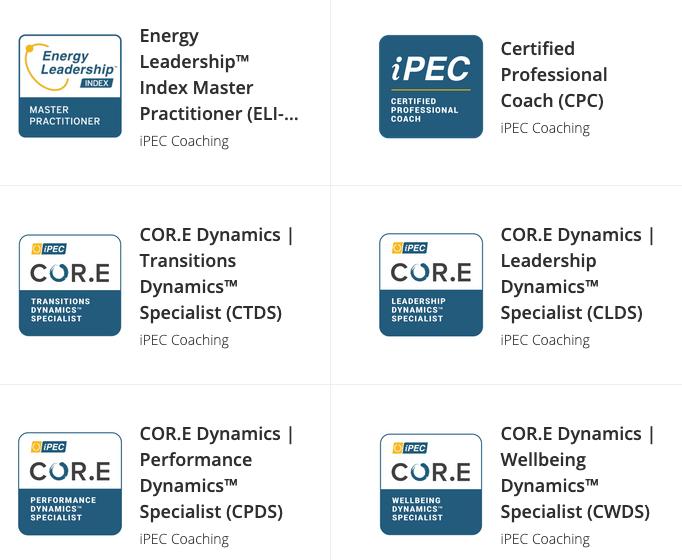 iPEC's Digital Badges