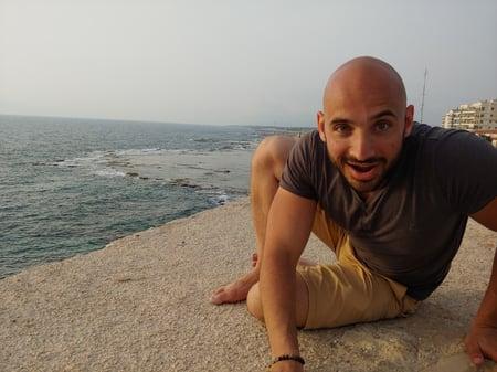 Yossef Sagi.beach photo-1