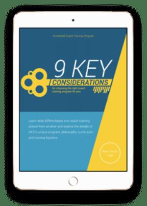 Executive Coaching Certification | Executive Coaching Program | iPEC